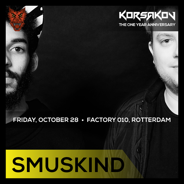 Smuskind Tour Dates