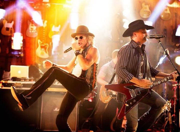 Big & Rich @ Country Thunder - Twin Lakes, WI