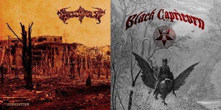 Black Capricorn Tour Dates