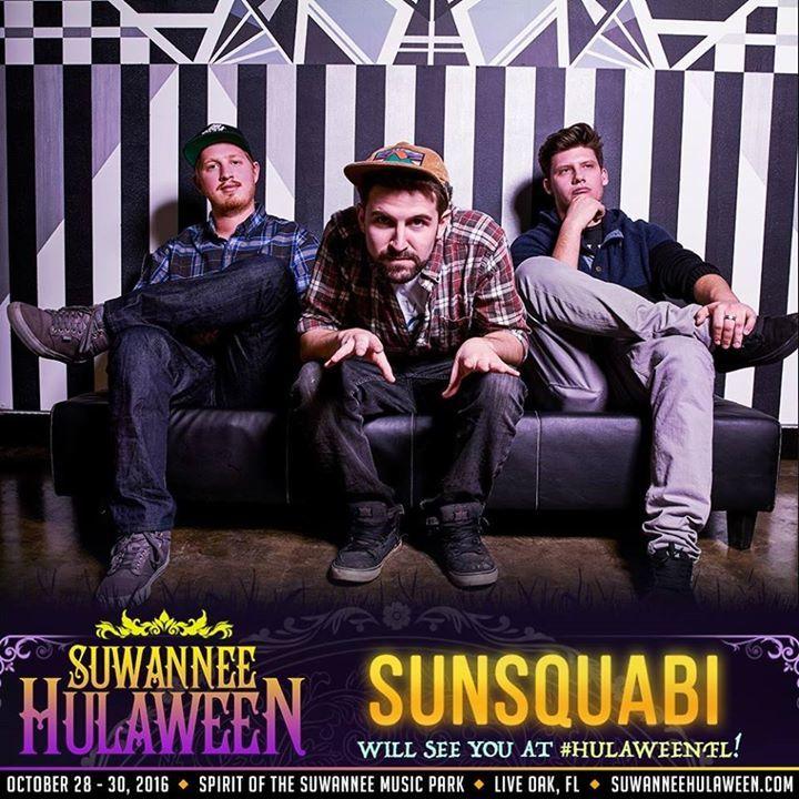 SunSquabi Tour Dates