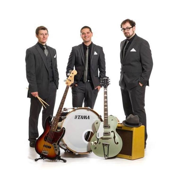 Gentlemen Groove @ Wedding - Salisbury, United Kingdom