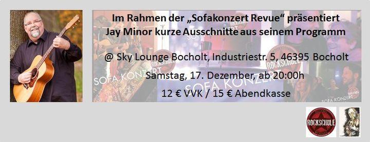 Jay Minor @ SkyLounge - Bocholt, Germany