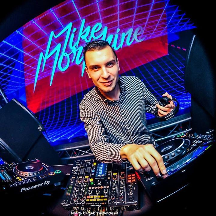 DJ Mike Morphine Tour Dates