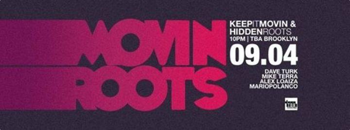 Movinroots Tour Dates
