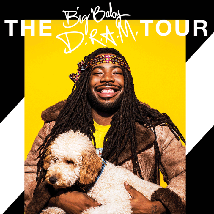 DRAM @ El Rey Theatre - Los Angeles, CA