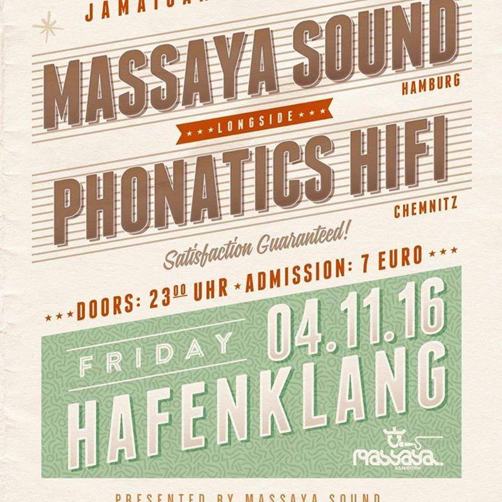 Massaya Tour Dates