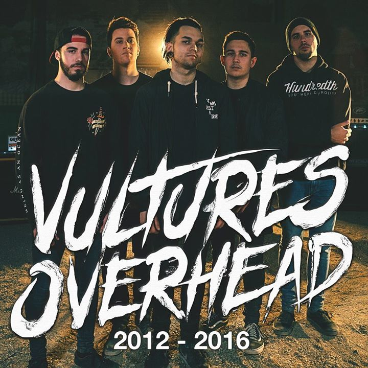 Vultures Overhead Tour Dates