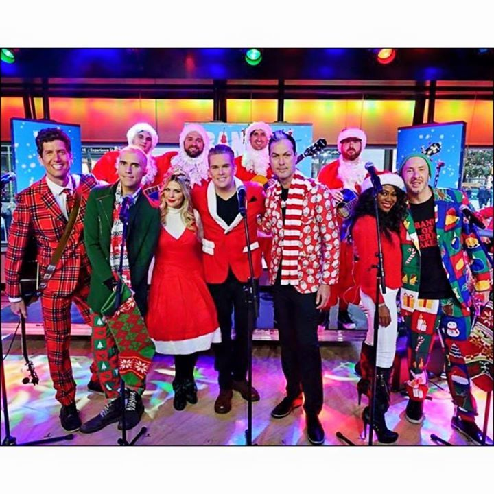 Band of Merrymakers @ Mayo Performing Arts Center - Morristown, NJ