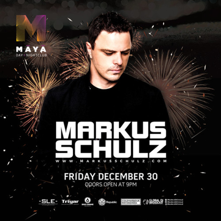Markus Schulz @ Māyā Day & Nightclub - Scottsdale, AZ
