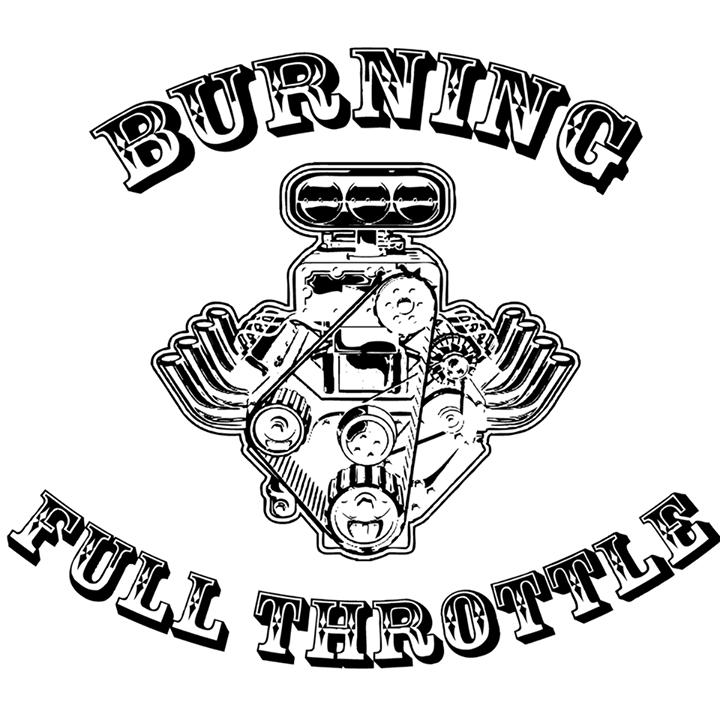 Burning Full Throttle Tour Dates