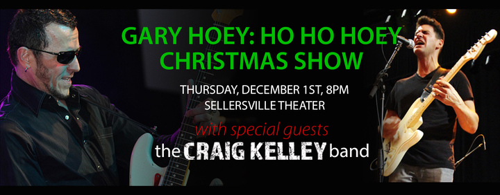 Craig Kelley Band @ Sellersville Theater - Sellersville, PA