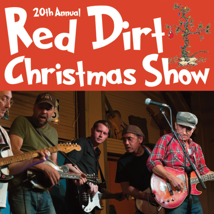 Red Dirt Rangers @ Cain's Ballroom - Tulsa, OK