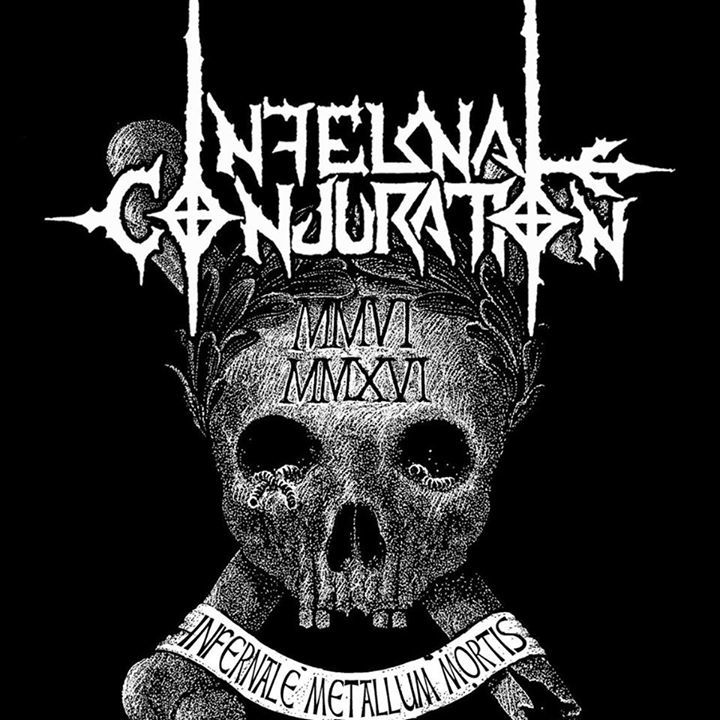Infernal Conjuration Tour Dates