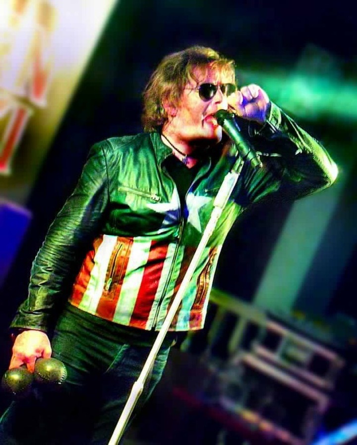 Adrian Marx Music @ The Soldiers (Born Jovi BAND Show) - Hednesford, United Kingdom