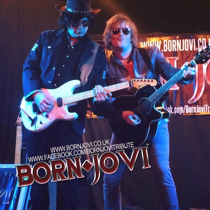 Adrian Marx Music @ Walmley Social Club (Born Jovi BAND Show) - Birmingham, United Kingdom