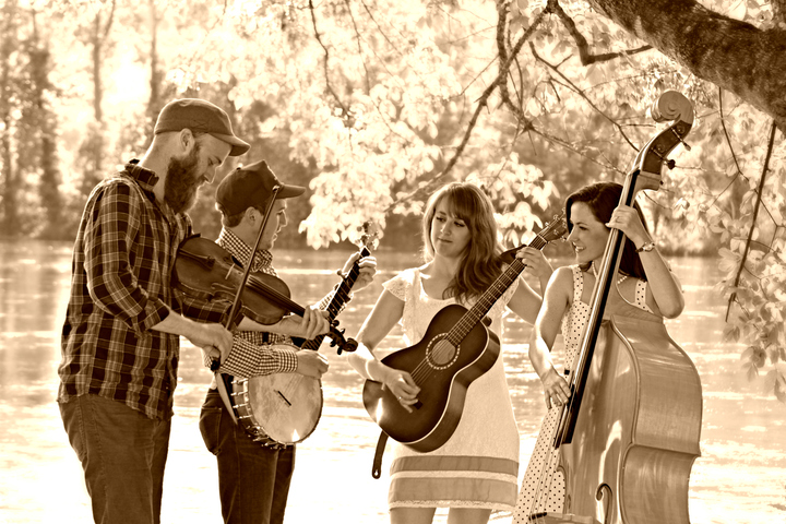 Empty Bottle String Band @ Artsplace - Lexington, KY