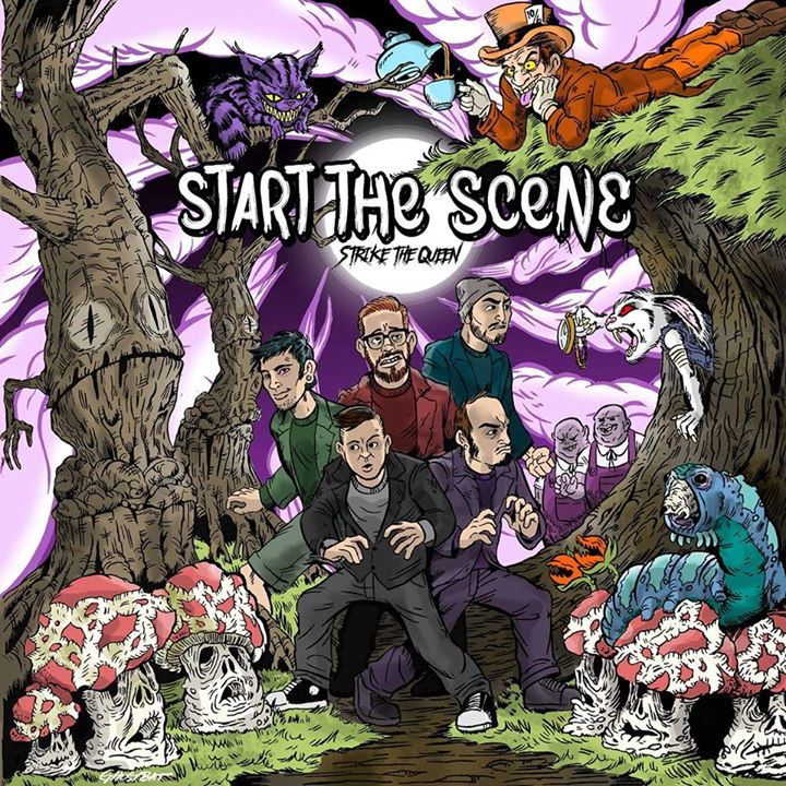 Start The Scene Tour Dates