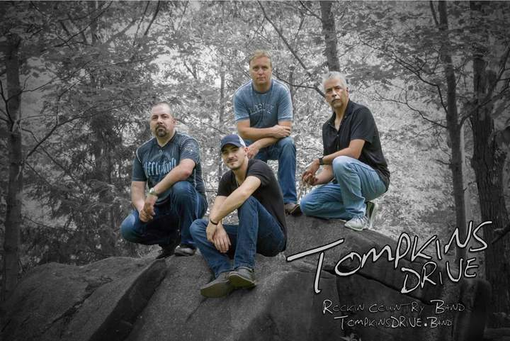 Tompkins Drive @ The Stockyard Public House - Sprakers, NY