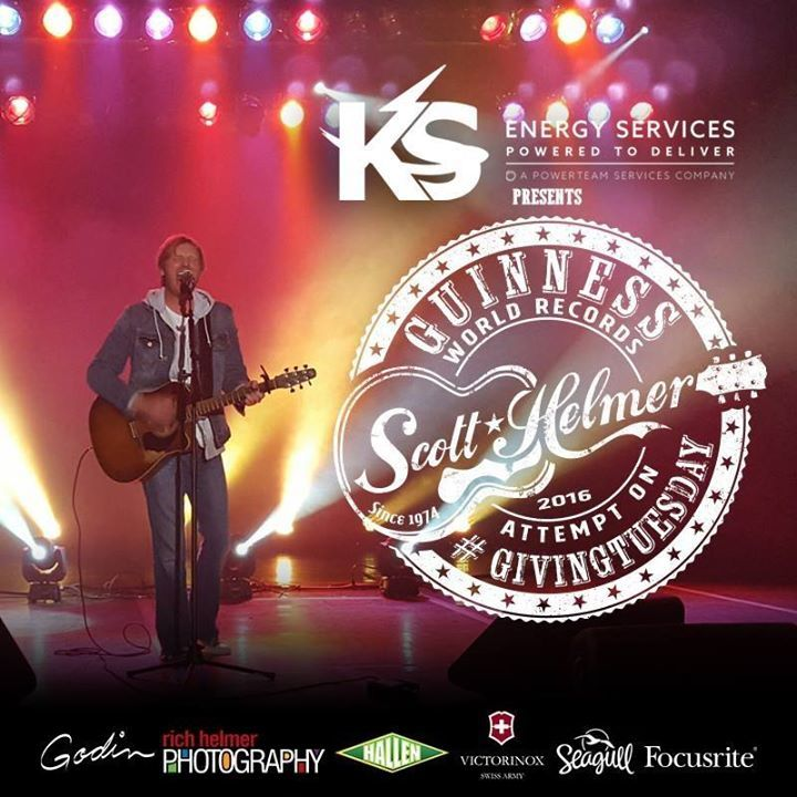 Scott Helmer Tour Dates