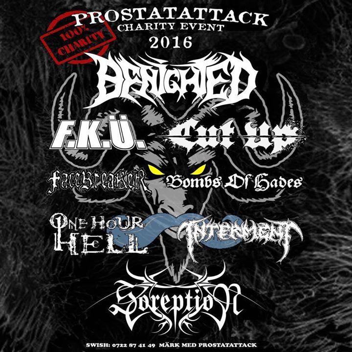 Soreption Tour Dates
