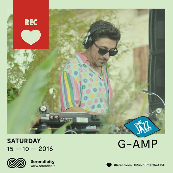 G-Amp Tour Dates