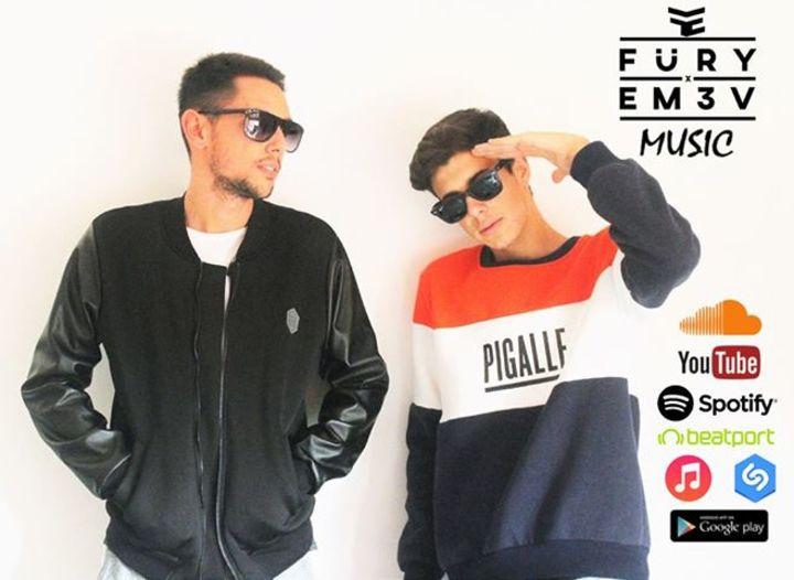 EM3V deejay Tour Dates