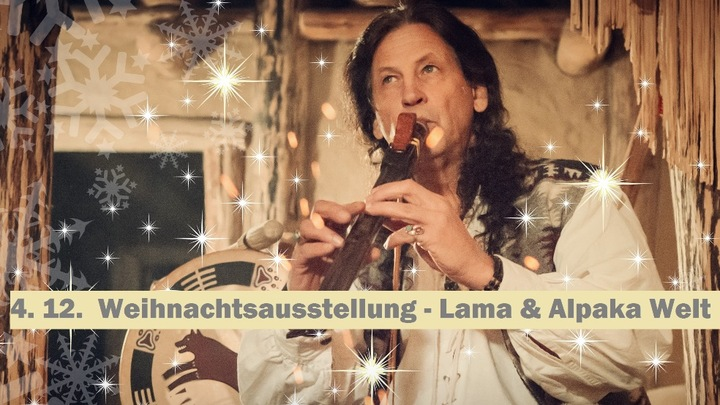 Big City Indians @ Lama & Alpaka Welt - Obergrabern, Austria