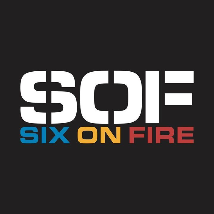 Six on Fire Tour Dates