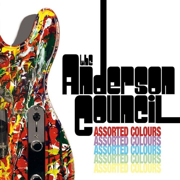 The Anderson Council @ Court Tavern - New Brunswick, NJ
