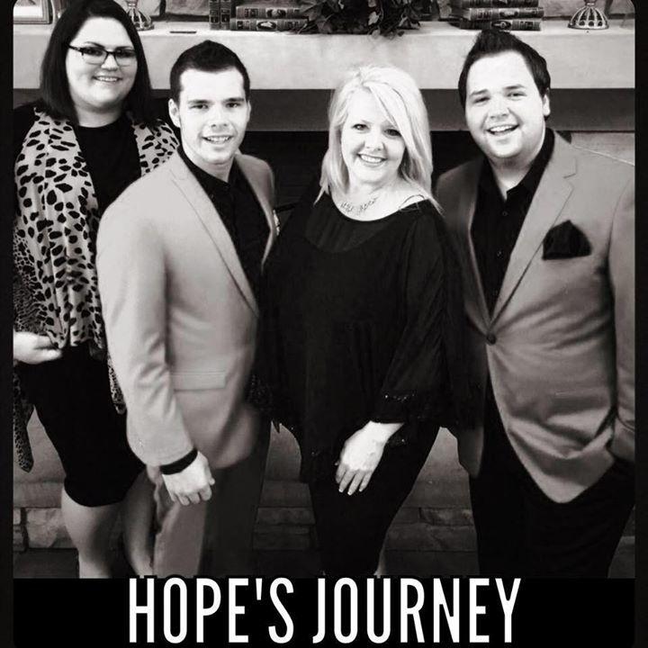 Hope's Journey Tour Dates