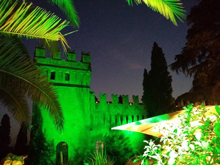 Gabry Imbimbo @ Castello di Tor Crescenza - Rome, Italy