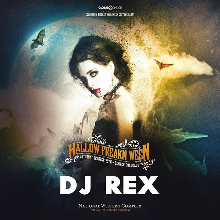 DJ Rex Tour Dates