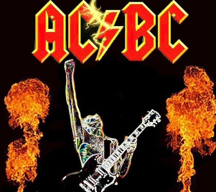 AC/BC @ Old Town Hall Tavern - Poulton-Le-Fylde, United Kingdom