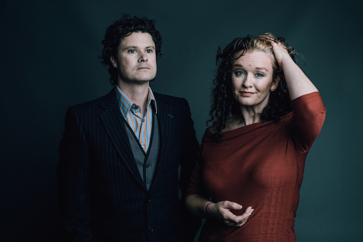 Kathryn Roberts & Sean Lakeman @ Folk On The Moor - The Westward Inn - Lee Mill Bridge, United Kingdom