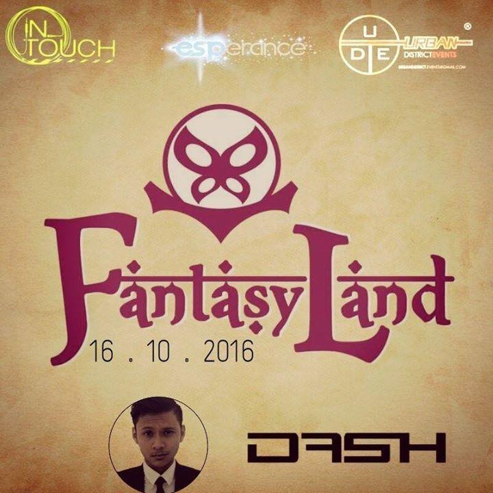 Dash Tour Dates