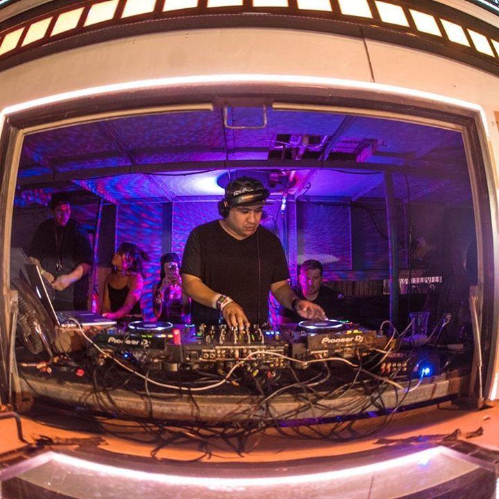 DJ Cyberkid Tour Dates