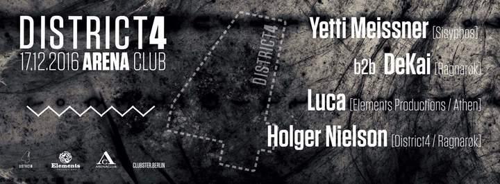 Luca @ Arena Club - Berlin, Germany