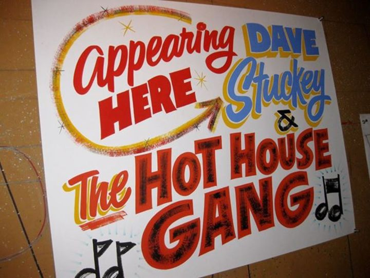 Dave Stuckey & The Hot House Gang Tour Dates