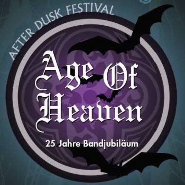 Age of Heaven Tour Dates