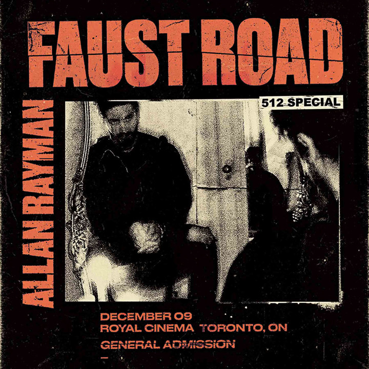 Allan Rayman @ The Royal Cinema - Toronto, Canada