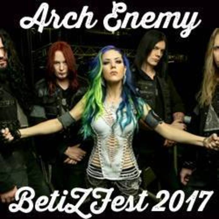 Arch Enemy @ BETIZFEST - Cambrai, France