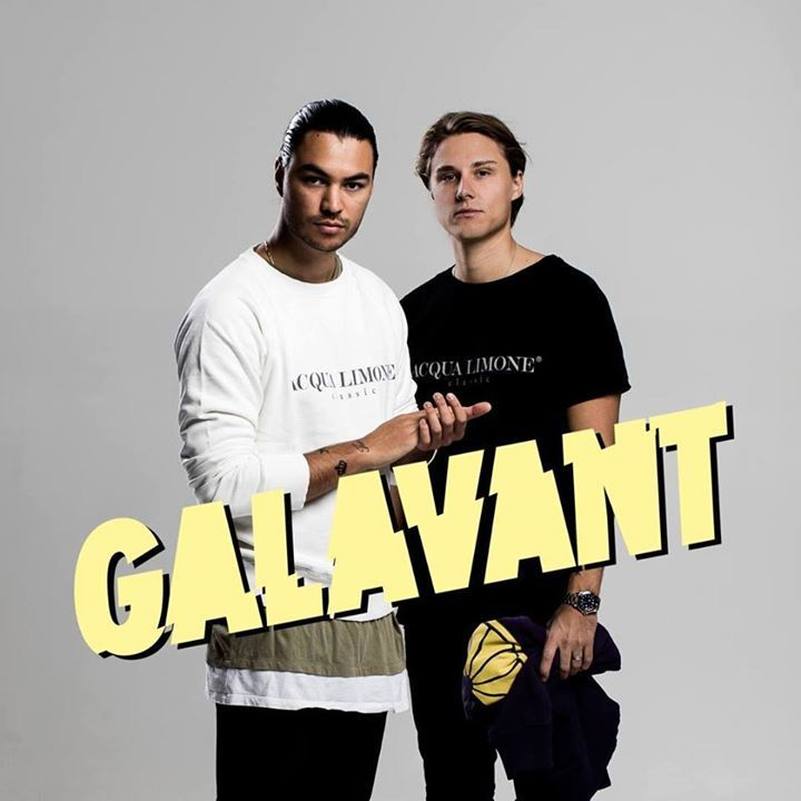 GALAVANT Tour Dates