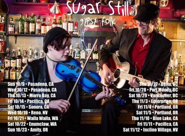 Sugar Still Tour Dates