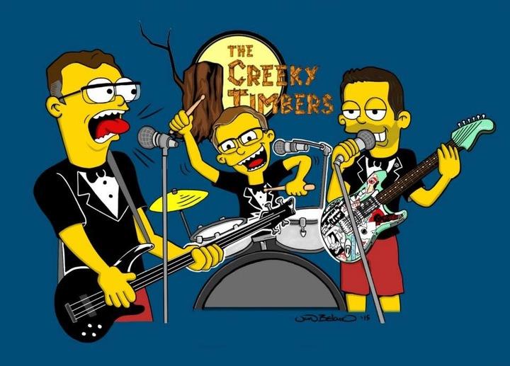 Creeky Timbers Tour Dates