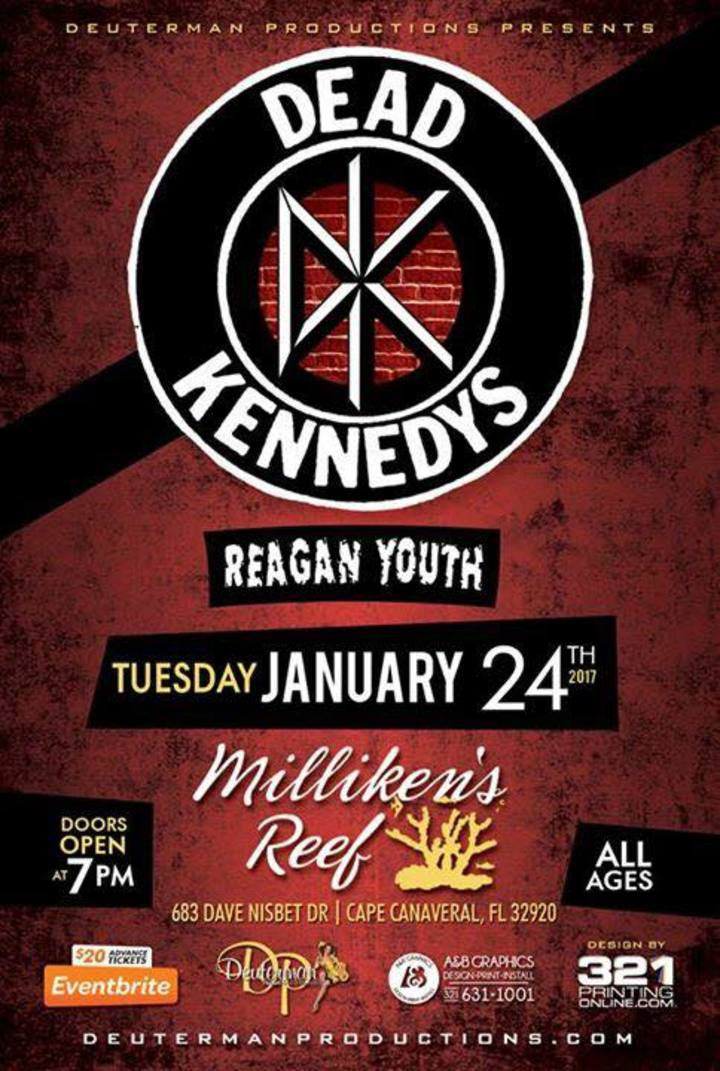 Reagan Youth @ Milliken's Reef - Cape Canaveral, FL