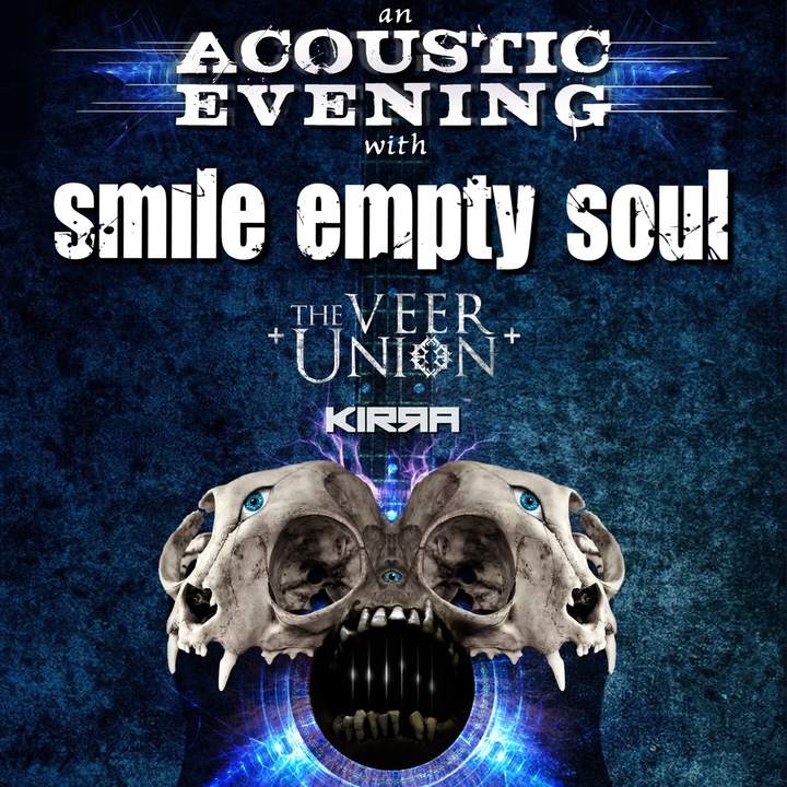 Smile Empty Soul @ Rack Em Billiards - Cape Coral, FL