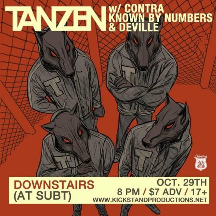 TanZen Tour Dates