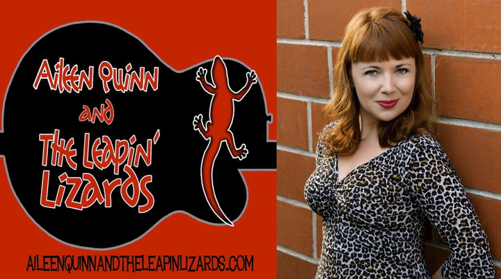 Aileen Quinn And The Leapin' Lizards @ NAMM Show  - Anaheim, CA