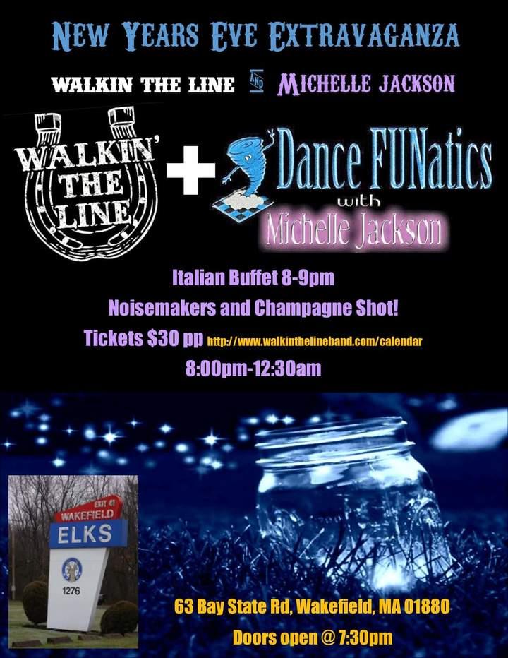 Walkin' The Line @ Wakefield Elks - Wakefield, MA