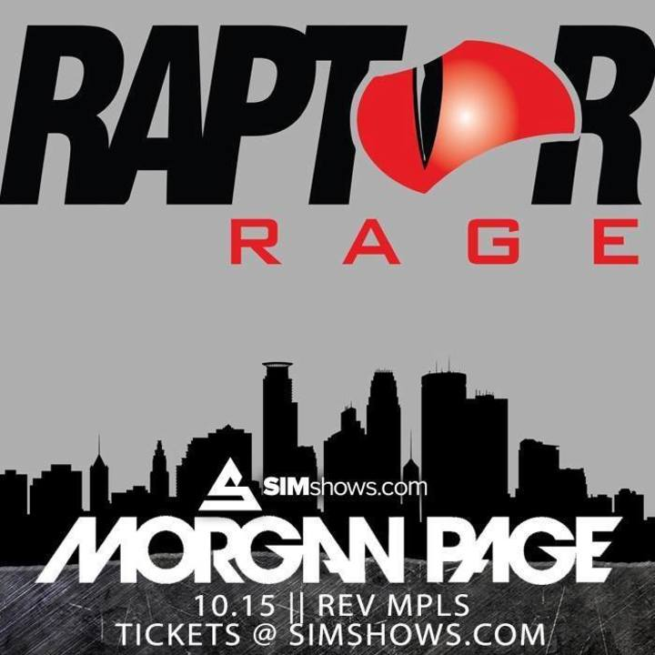 RaptorRage Tour Dates